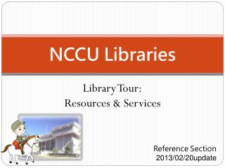 NCCU Libraries