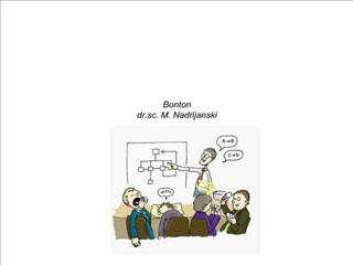Bonton dr.sc. M. Nadrljanski