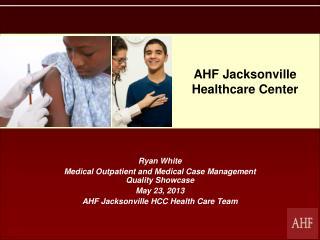 AHF Jacksonville Healthcare Center