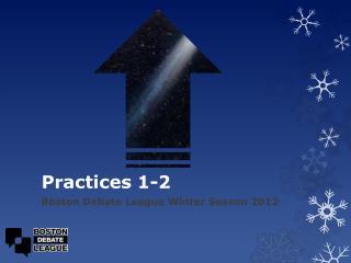 Practices 1-2
