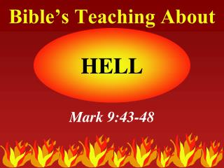 Bible's Teaching About