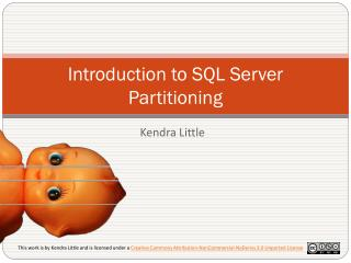 Introduction  to SQL Server Partitioning