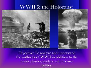 WWII & the Holocaust