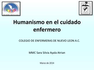 Humanismo  en el  cuidado enfermero