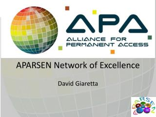 APARSEN Network of Excellence