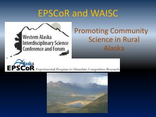 EPSCoR and WAISC