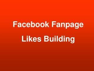 Facebook Fans Building