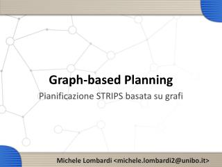 Graph-based Planning