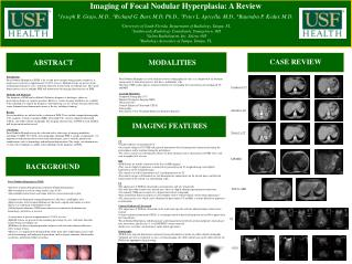 Imaging of Focal Nodular Hyperplasia: A Review