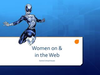 Women on &  in the Web
