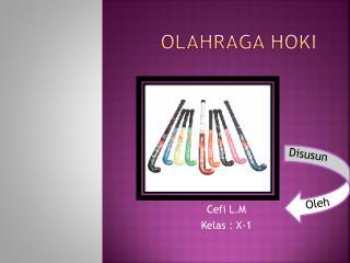 OLAHRAGA HOKI