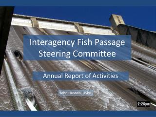 Interagency Fish Passage Steering Committee