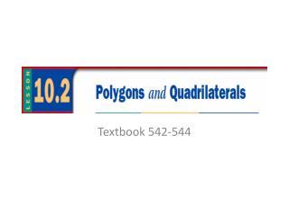 Textbook 542-544