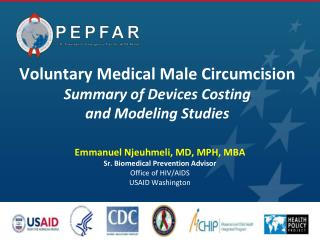 Voluntary Medical Male Circumcision Summary of Devices Costing  and Modeling Studies