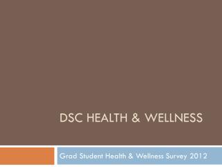 DSC Health & Wellness