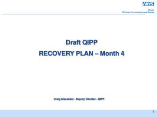 Draft QIPP