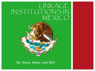 Linkage Institutions in Mexico