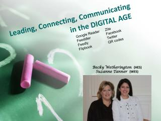 Leading, Connecting,  Communicating