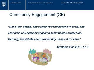Community Engagement (CE)