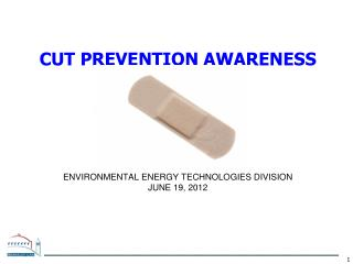 Environmental Energy Technologies Division June 19, 2012