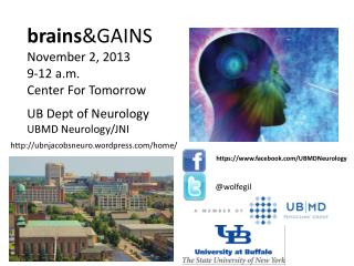 UB  Dept  of Neurology UBMD Neurology/JNI
