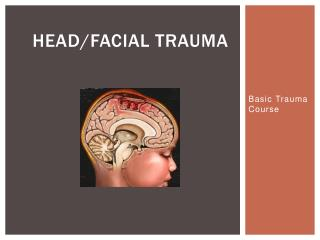 Head/Facial Trauma