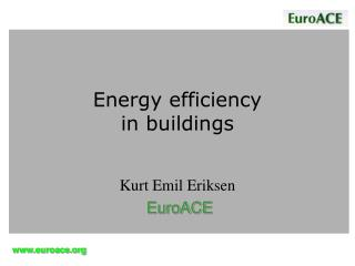 euroace Energy efficiency