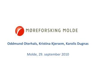 Møreforsking Molde AS