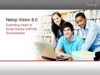 Netop Vision 8.0