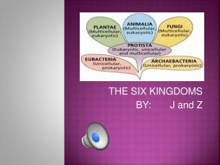 THE SIX KINGDOMS BY:        J and Z