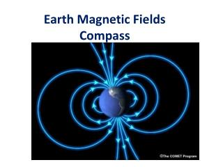 Earth Magnetic Fields Compass