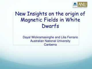 Magnetic Fields of A-B stars
