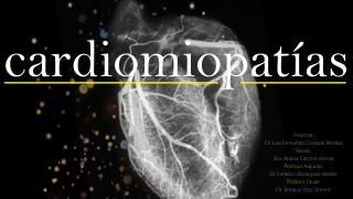 cardiomiopatías