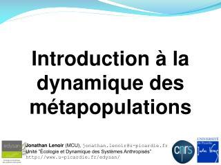 Jonathan Lenoir  (MCU),  jonathan.lenoir@u-picardie.fr