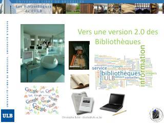 Vers une version 2.0 des Bibliothèques