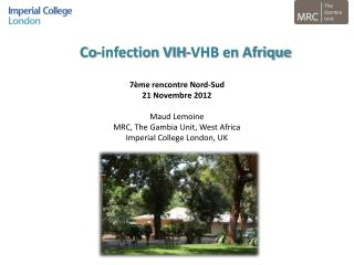 Co-infection VIH-VHB en Afrique