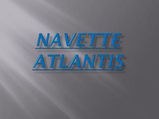 Navette Atlantis