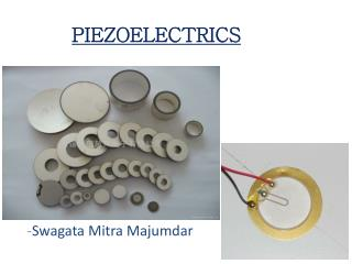 PIEZOELECTRICS