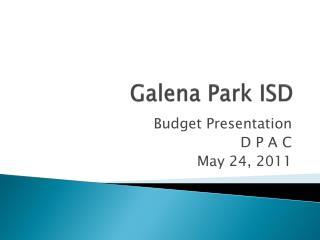 Galena Park ISD