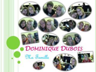 Dominique Dubois