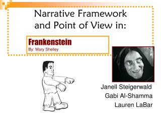 Narrative Framework  and Point of View in: