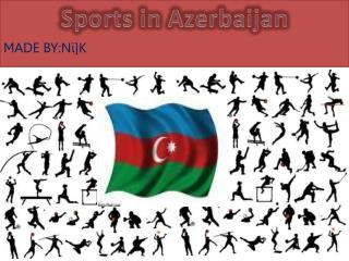 Sports  in Azerbaijan