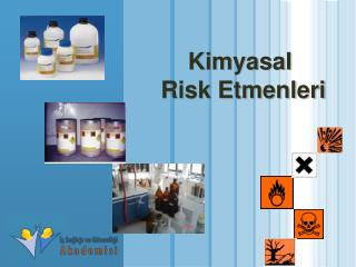 Kimyasal  Risk Etmenleri