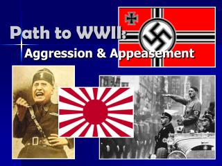 Path to WWII: