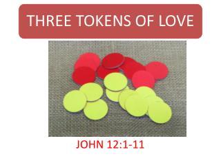 JOHN 12:1-11