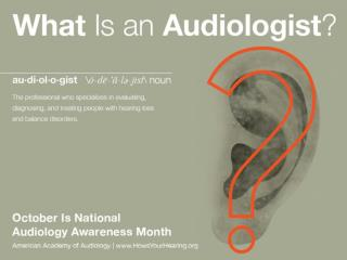 A Career in Audiology