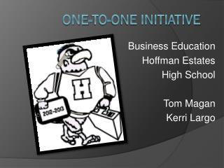 One-to-One Initiative