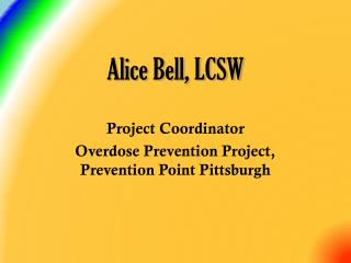Alice Bell, LCSW