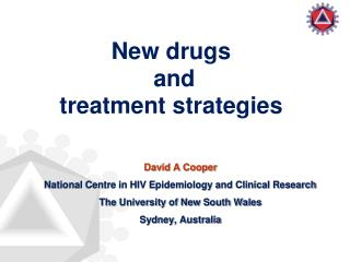 New drugs  and treatment strategies