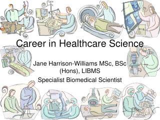 Career in Healthcare Science